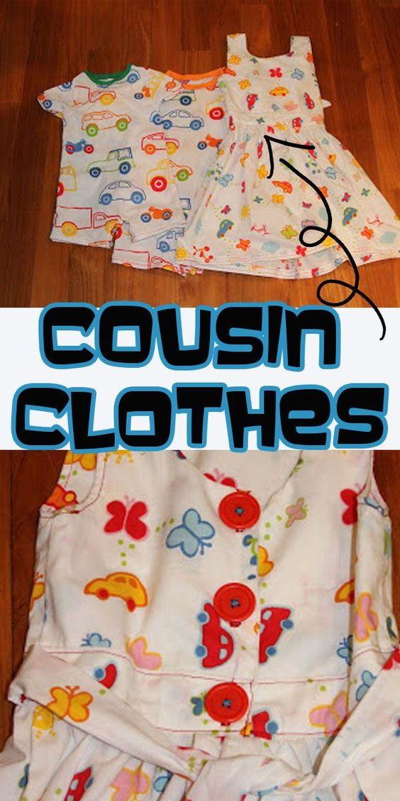 Cute Cousin Clothes