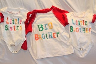 Little Brother/Sister GIVEAWAY!