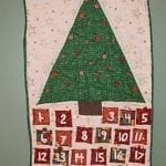 Day #2 Advent Calendars…(or and some felt food)