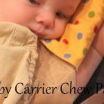 baby chew pads