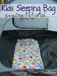 kids sleepingbag