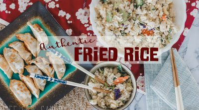 Authentic Chinese Fried Rice