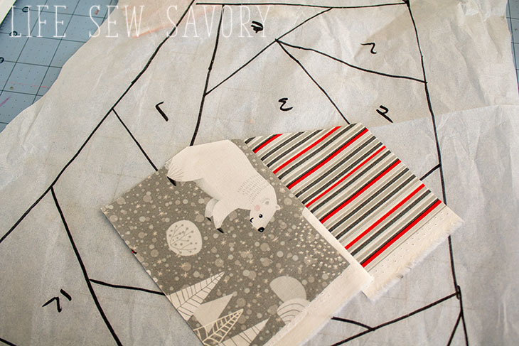 christmas tree skirt pattern free