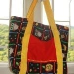 Tote Bag {Back to School!}