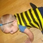 Busy Bees: Simple Costume Tutorial
