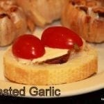 Roasted Garlic and Tasty Tuesday Party