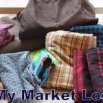 my market loot and a shout out for guest posters!