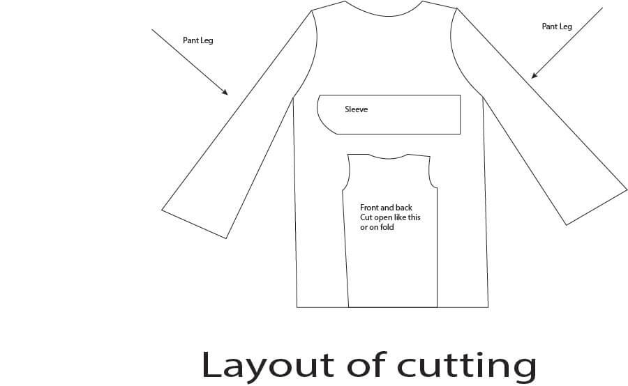 one hour pjs layout diagram