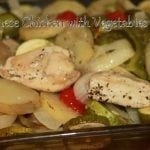 Lebanese Chicken with Vegetables and Tasty Tuesday Party