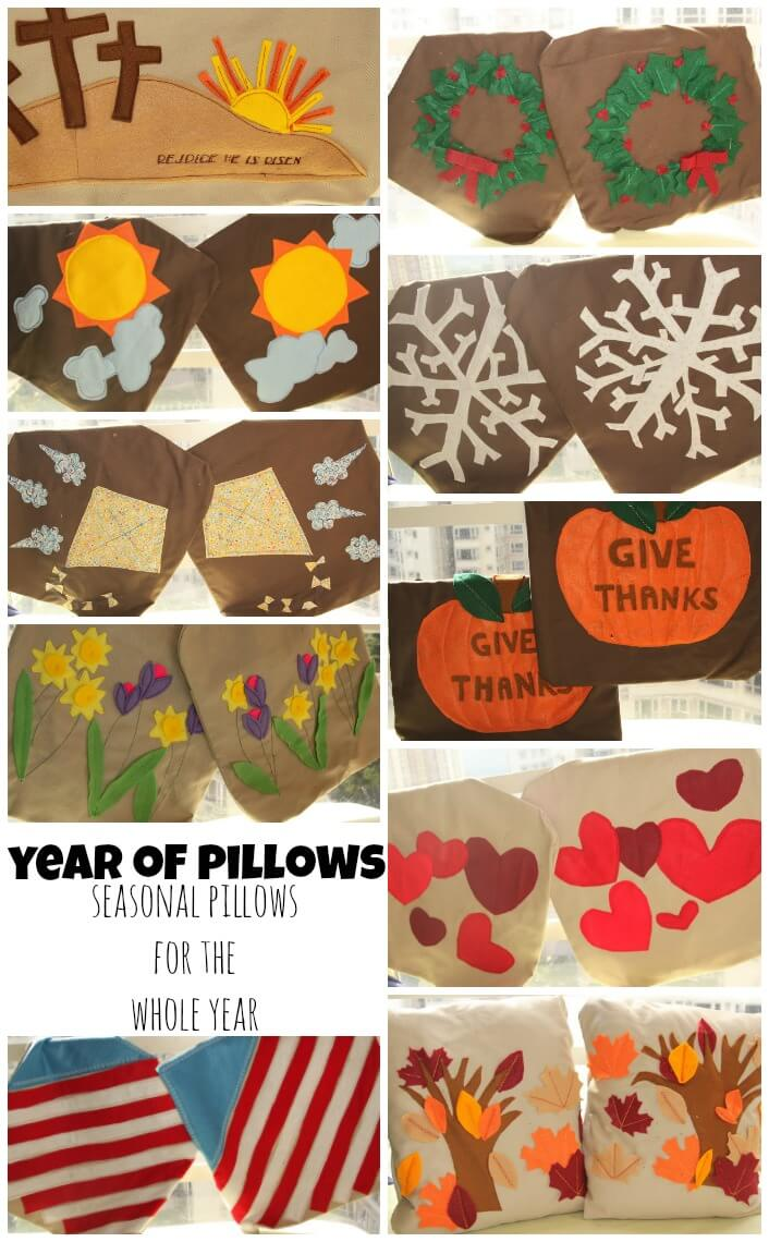 a year of pillows seasonal pillow cases plus-pocket-pillow-basics-from-nap-time-creations
