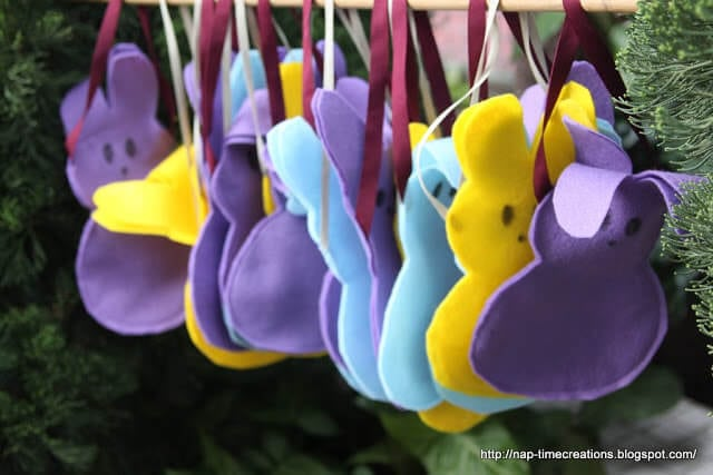 Celebrate! Easter Peep Show… (or bunny bags)