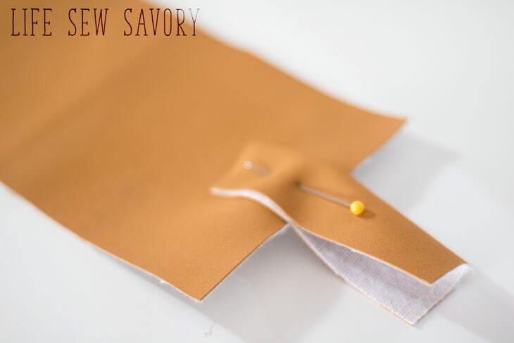 kids wallet sewing tutorial