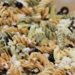 Pasta Salad #2 and Tasty Tuesday Party