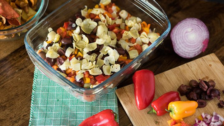 greek layer dip recipe