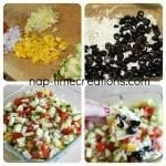 Greek Layer Dip and Tasty Tuesday Party