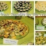 Green and Yellow Themed Food and Tasty Tuesday party