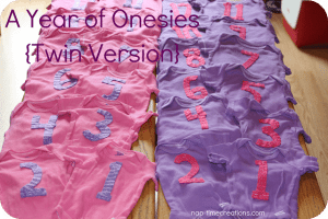 More Onesies (spelled correctly this time!)
