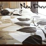 New Duvet Cover