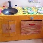 Cardboard Kitchen Round-up!