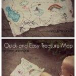 A Little Treasure {map}