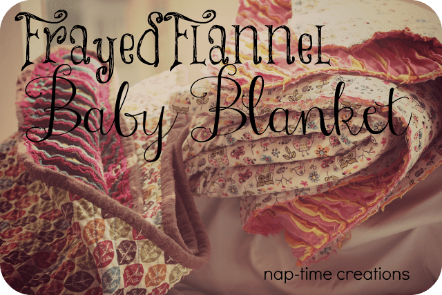Baby Blankets and a Binding {tutorial}