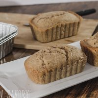 Chai Tea Loaf Bread Recipe