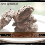 Peanut Butter Cookies and Tasteful Tuesday Party