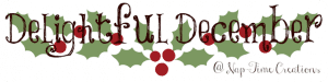 Delightful December Intro and Tasty Tuesday Party
