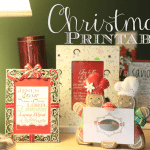 Christmas Printables: Delightful December