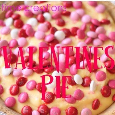 Valentines Pie and Tasteful Tuesday Party