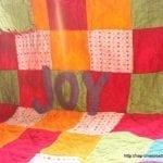 Flashback Friday: Blanket for Joy