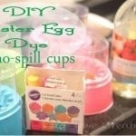 DIY Easter Egg Dye {SO EASY}