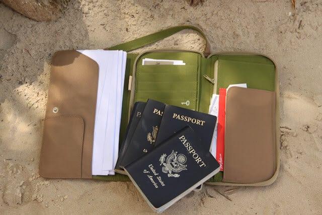 travel portfolio