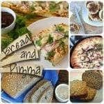 Bread and Pizza {oh my!}….{featuring YOU}