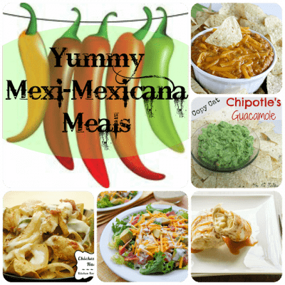 Mexi-Mexicana!!! {Featuring YOU}