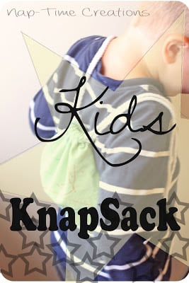 kids knapsack