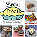 Satisfying my Sweet Tooth…{Featuring YOU}