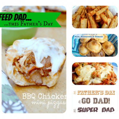 Feed Dad on Fathers Day! {FEATURING YOU!}