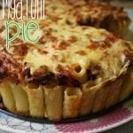 Standing Rigatoni Pie Recipe {Anyonita Nibbles}