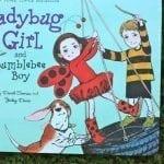 Sew Many Books {Ladybug Girl and Bumblebee Boy}