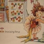 Sew Many Books {Fancy Nancy}