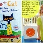 Sew Many Books {Pete the Cat}