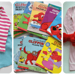 Sew Many Books {Clifford}