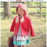 Sew Many Books {Little Red Riding Hood}