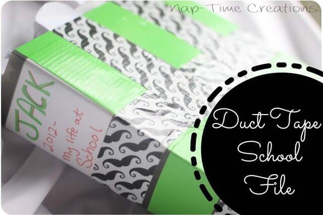 Duct Tape School organization