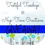 Tasteful Tuesdays {8/7} Sew Many Books Giveaway