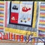 Easy Quilting {Crib to Twin}