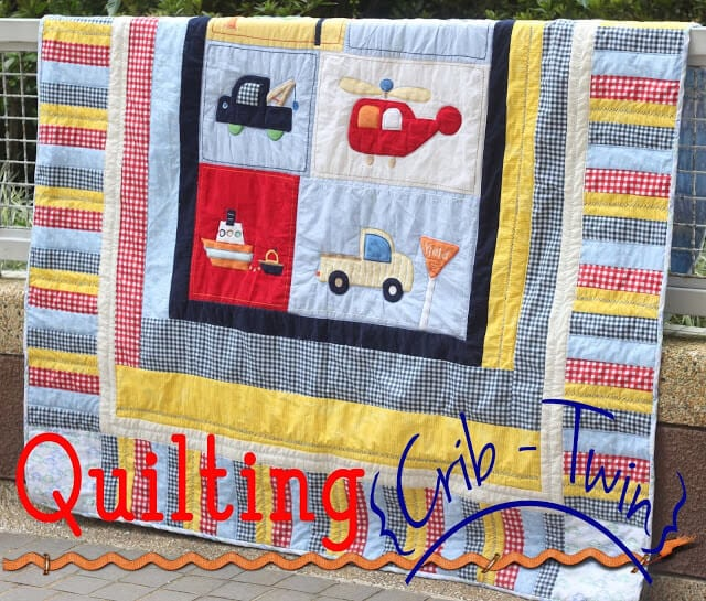Easy Sewing Quilt