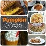 15+ Pumpkin Recipes