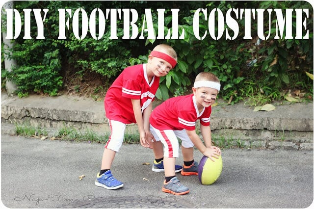 Football Player Halloween Costume